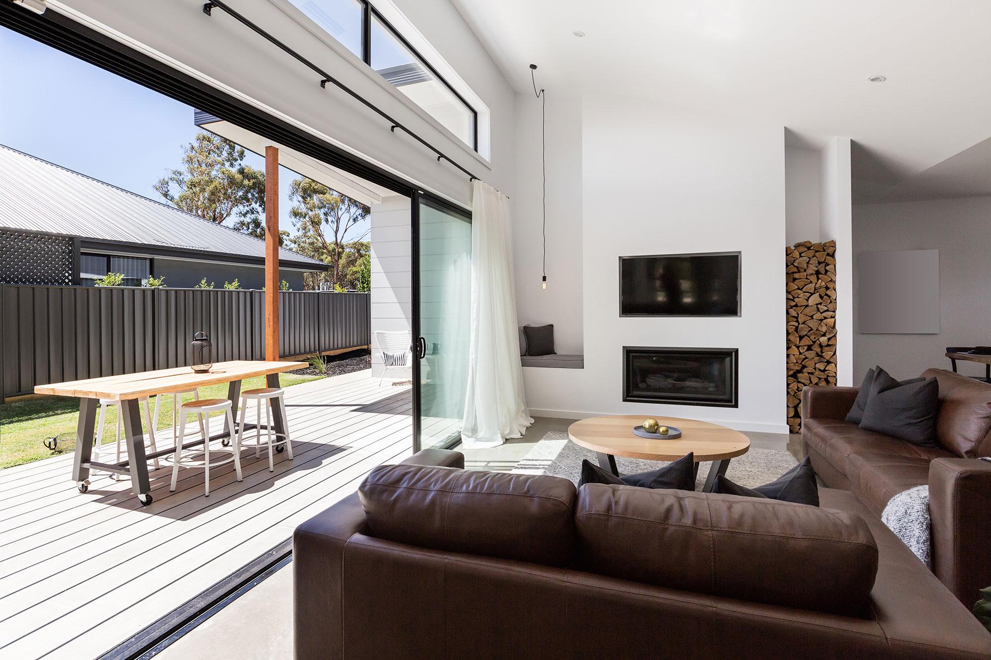 Indoor/Outdoor living