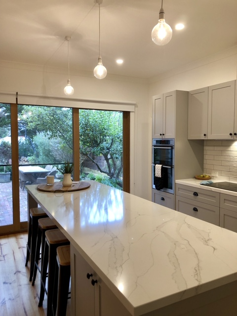 Marble Kitchen Bench tops