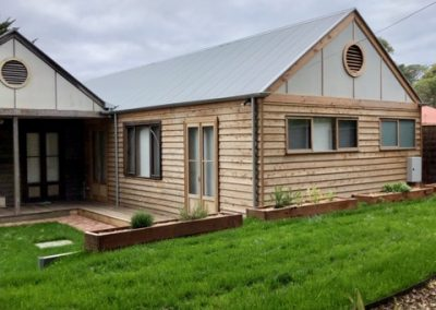 Flinders Mornington Peninsula New Home Construction